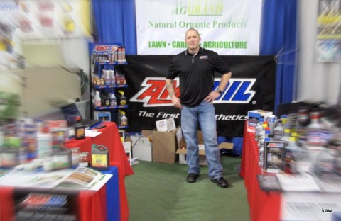 Photo of Brian Kessens, Independent AMSOIL Dealer, Cedar Rapids, Iowa.